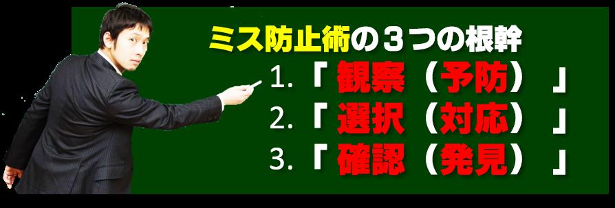 15.3つの根幹